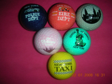 Logo Branded Tourism Souvenir Gift Professional March Golf Ball