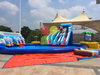 Giant Outdoor Commercial Mobile Inflatable Ground Water Park for Kids And Adults