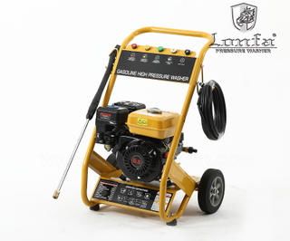 Germany Technology 7HP 180bar Gasoline High Pressure Water Jet Washer Cleaner