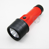 2D size waterproof 3WATT LED Flashlight