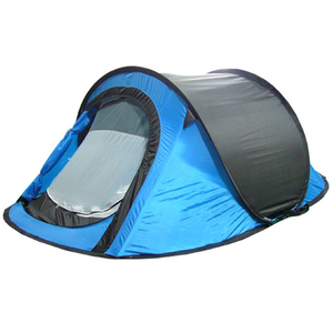 Boat Style Tent
