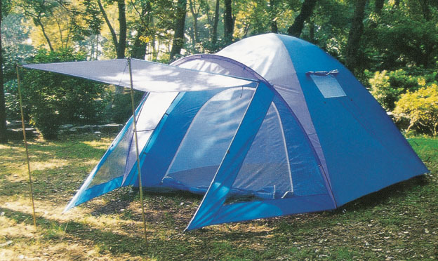 Camping Tent for Four Persons (No. LG2240)