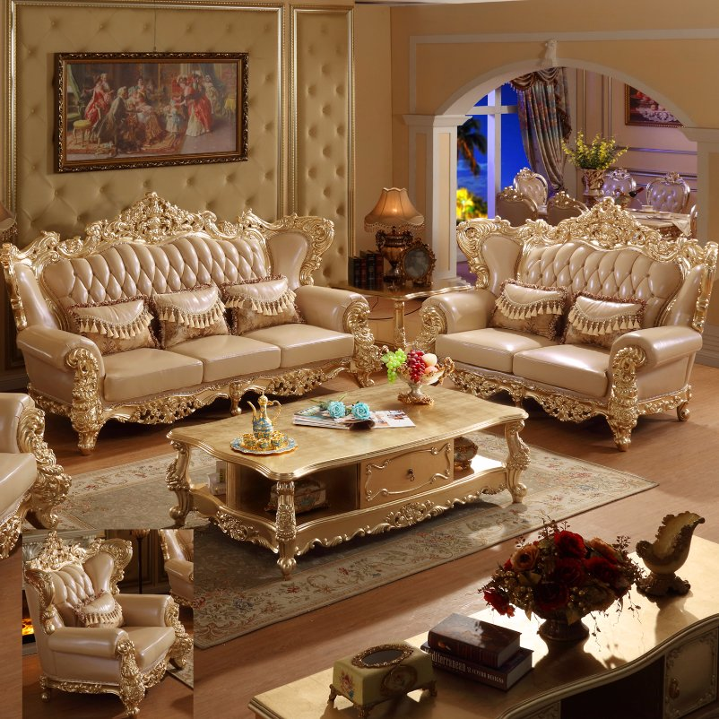 526 Living Room Sofa for Home Furniture
