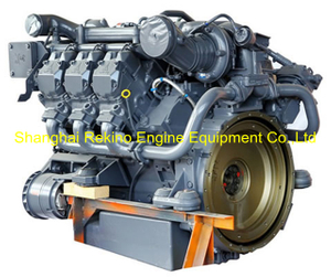 Deutz BF6M1015C-LA G1A 228KW diesel engine motor for 50HZ generator