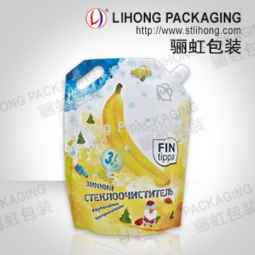 Extreme Cold Resistance Screen Wash Liquid Packaging