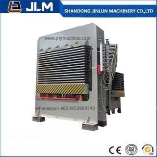 Hot Sale Hydraulic Plywood Cold Press Machine for Plywood