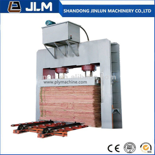4X8 Feet Hydraulic Plywood Cold Press Machine