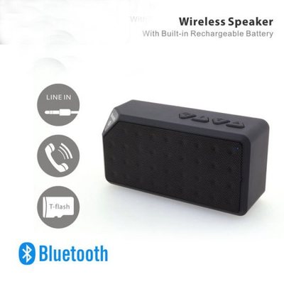 Cordless Bluetooth Speaker Style No. Spb-P08