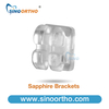 Pure Clear Series Brackets