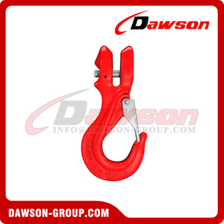 G80 / Grade 80 Shortening Clutch Sling Hook لضبط طول السلسلة