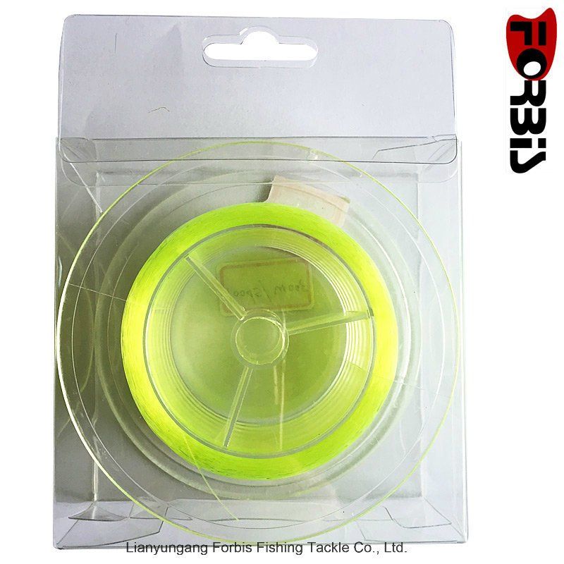 Spool and Bilister Packing Colourful Fishing Line