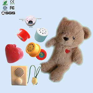Different Shape Stuffed Animal Sound Box