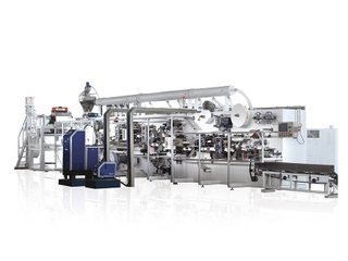 Full-Servo Control Food Mat Production Line