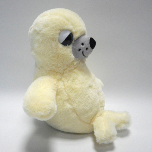 Custom Stuffed Marine Animals with Cute Seal Toy Pillows