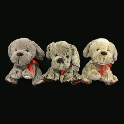 Adorable Plush Puppy Dogs Soft Plush Toys