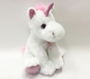 EN71 New Arrival Custom White Unicorn Pony Plush Toy