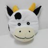 Cute Soft Plush Cow Shaped Coin Purse for Kids