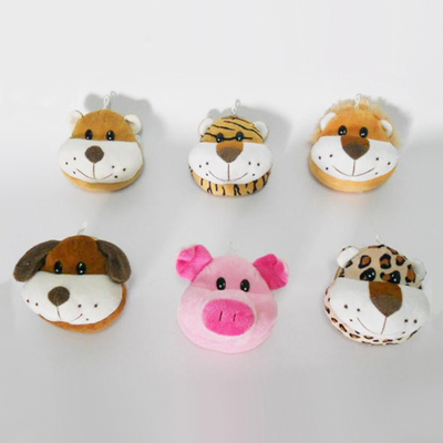 Custom Plush Animal Coin Purse