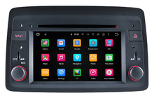 "6.2""Fiat Panda Android Car Stereo Carplay Android Phone Connections TV 3 X USB"