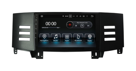 2006 Toyota Reiz Carplay Gps Navigation Support APPle CarPlay, Carlife, Android Auto