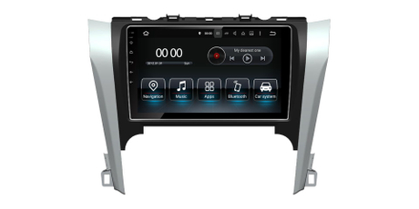 For Toyota Camry 2012-2014 GPS Car Stereo DVD Player Radio Indash (Fits: Camry)