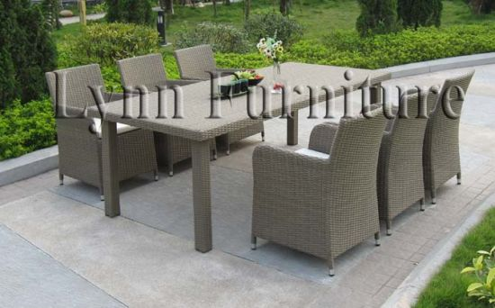 Garden Chair and Table Set (LN-048)