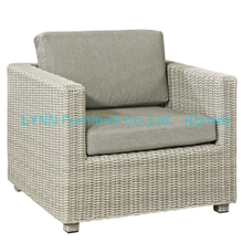 Synthetic Rattan Furniture Waterproof Armchair