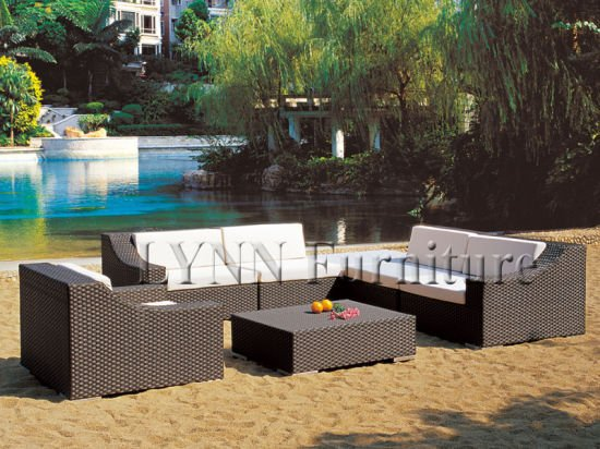Hotel Sofa Outdoor Furniture (LN-001)