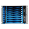 Cold Rolled Steel 96 Ports Optical Distribution Frame