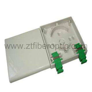 Sc/APC Wall Mounted FTTH Terminal Box