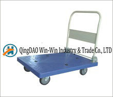 PH 3012 Platform Hand Truck with 5′′ PP Mute Tire