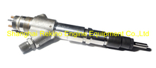 0445120129 0445120221 common rail fuel injector for Weichai WD10 WD615 WP10