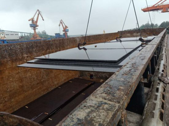 Steel Plate with Good Weldability, Earthquake Resistance, Weather Resistance