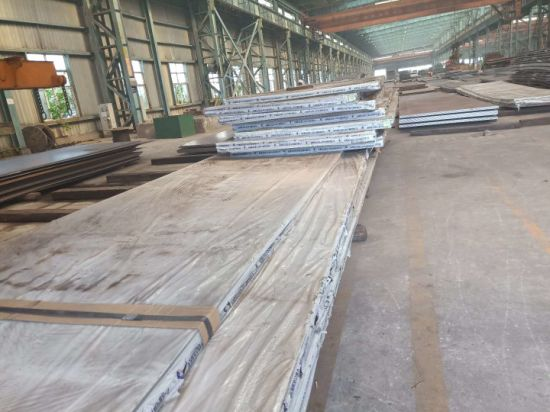 Ni-Saving Low Temperature Steel Plate Used for -80º C~-140º C