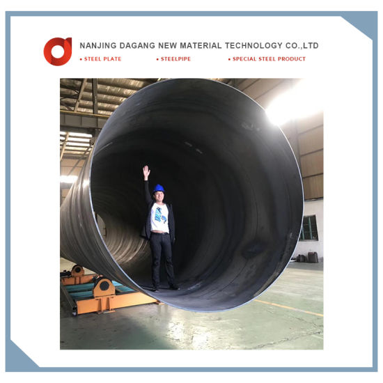 Hot Sell Jcoe Lasw Steel Pipes for Engineering or Construction