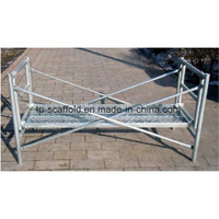 Scaffold Frame Cross Brace for Scaffolding Frame System