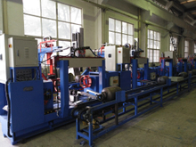LPG Cylinde Welding Machine Production Line
