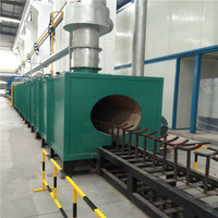 LPG Cylinder Anneal Furnace