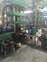 LPG Gas Cylinder Production Deep Drawing Machine