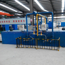 Gas Car-bottom Heat Treating Furnace Machine