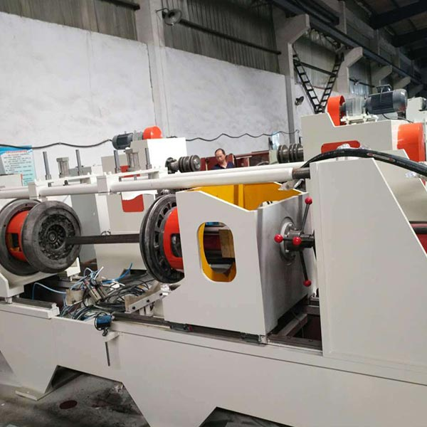 Automatic 200L Steel Drum Production Line