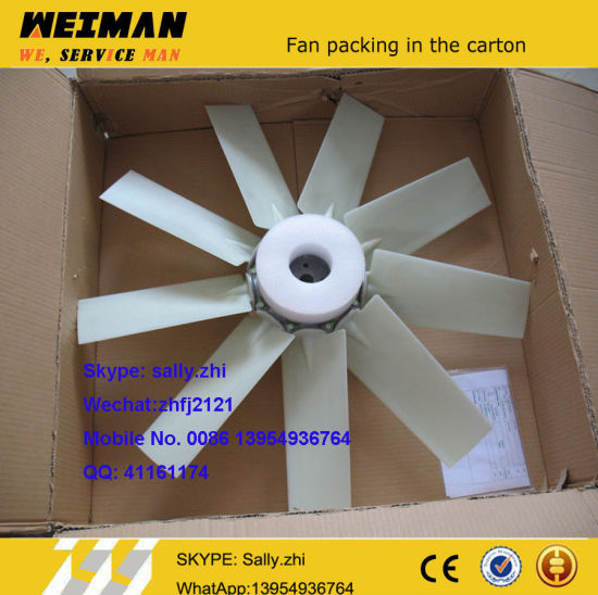 Brand New Fan for Sdlg Wheel Loader LG936/LG956/LG958
