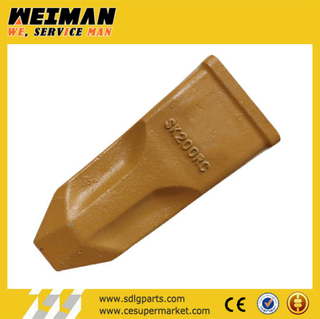 2015 Competitive Forged Excavator Bucket Teeth From China (SK200RRC)