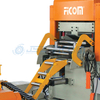 TNCF4 3 in1 Precision NC Servo Straightener Feeder w/uncoiler
