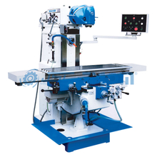 MVH6432 Universal Swivel Head Milling Machine