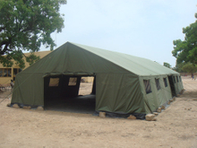 1357 Military Olive Green Tent
