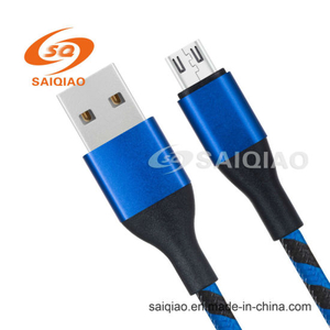 The New USB Braided Charging Data Cable for Android
