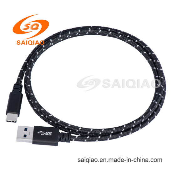 Type-C3.0 Charging Data Cable for Huawei of Chinese Top Supplier