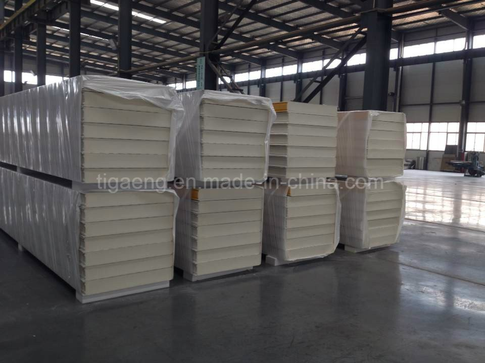 EPS Sandwich Panel for Car Parking/Chicken House/Shed