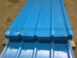 Top Level High Quality Trapezoidal PPGI/PPGL Roofing